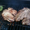 Beer Marinated Steak on the BBQ