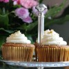 Butternut Squash Cupcakes with Orange Cream Cheese Frosting