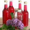 Homemade Lilac Syrup