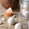 Homemade Coconut Truffles ala Raffaello