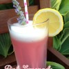 Lavender Infused Pink Lemonade