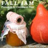 Fall Jam - Pumpkin in Cinnamon Pear