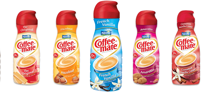 Addicted To Flavored Coffee Creamer