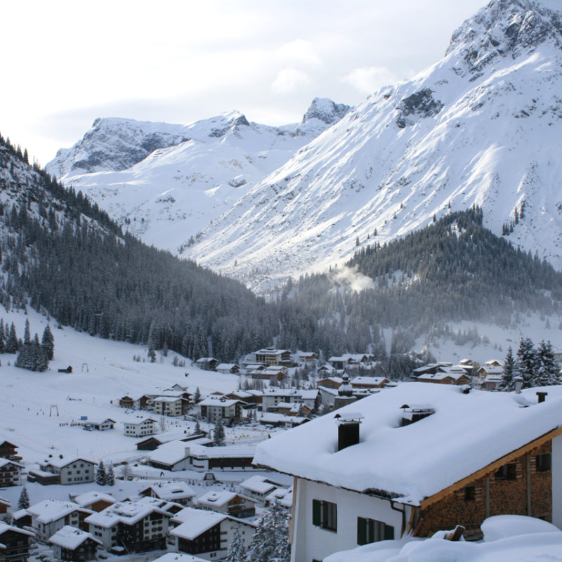 Ski Vacation in Lech Austria