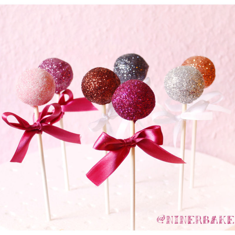 My Favorite People – Niner Bakes Germany's Cake Pop Fairy