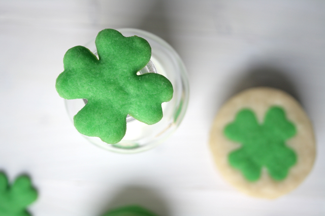 andcute.com :: Clover Cookies