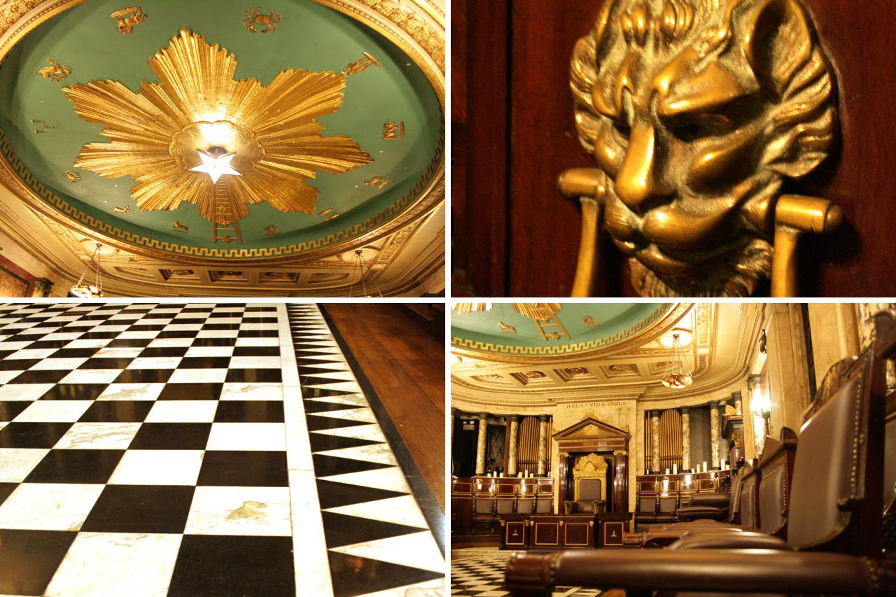 Andaz Hotel Free Masons Temple
