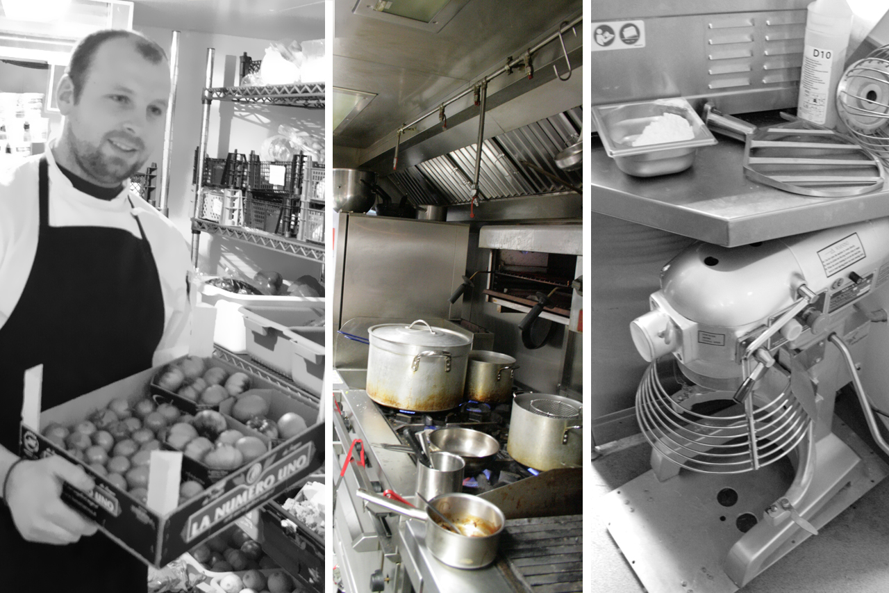 Apero Kitchen Behind the Scenes