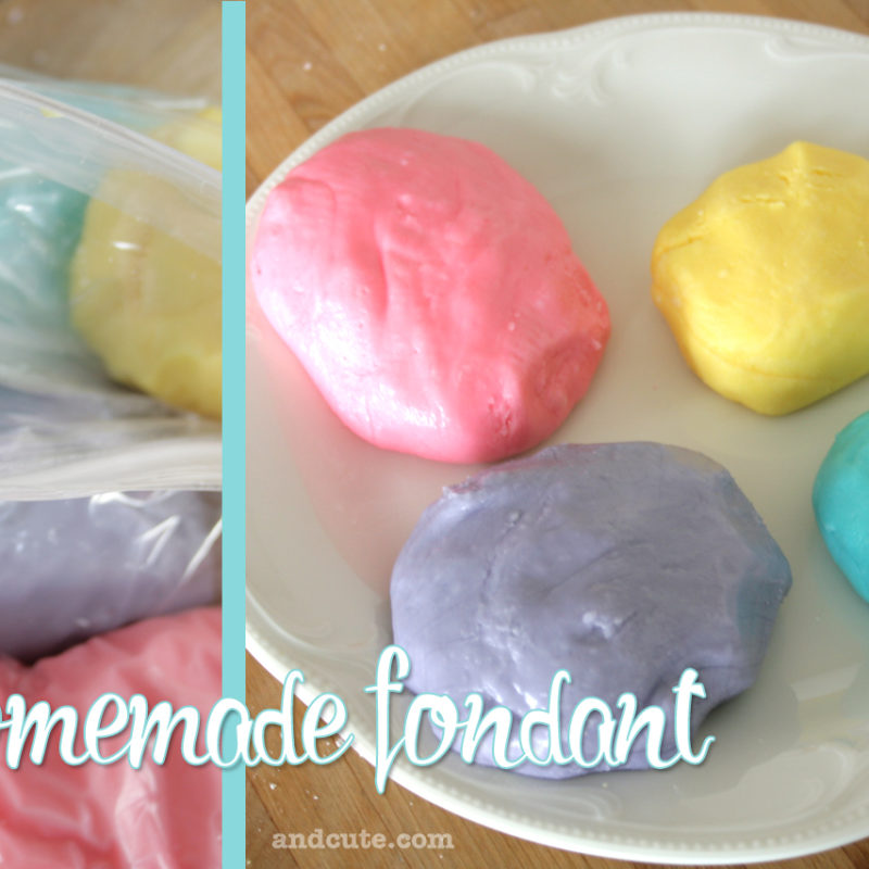 Step by Step Guide to Homemade Fondant