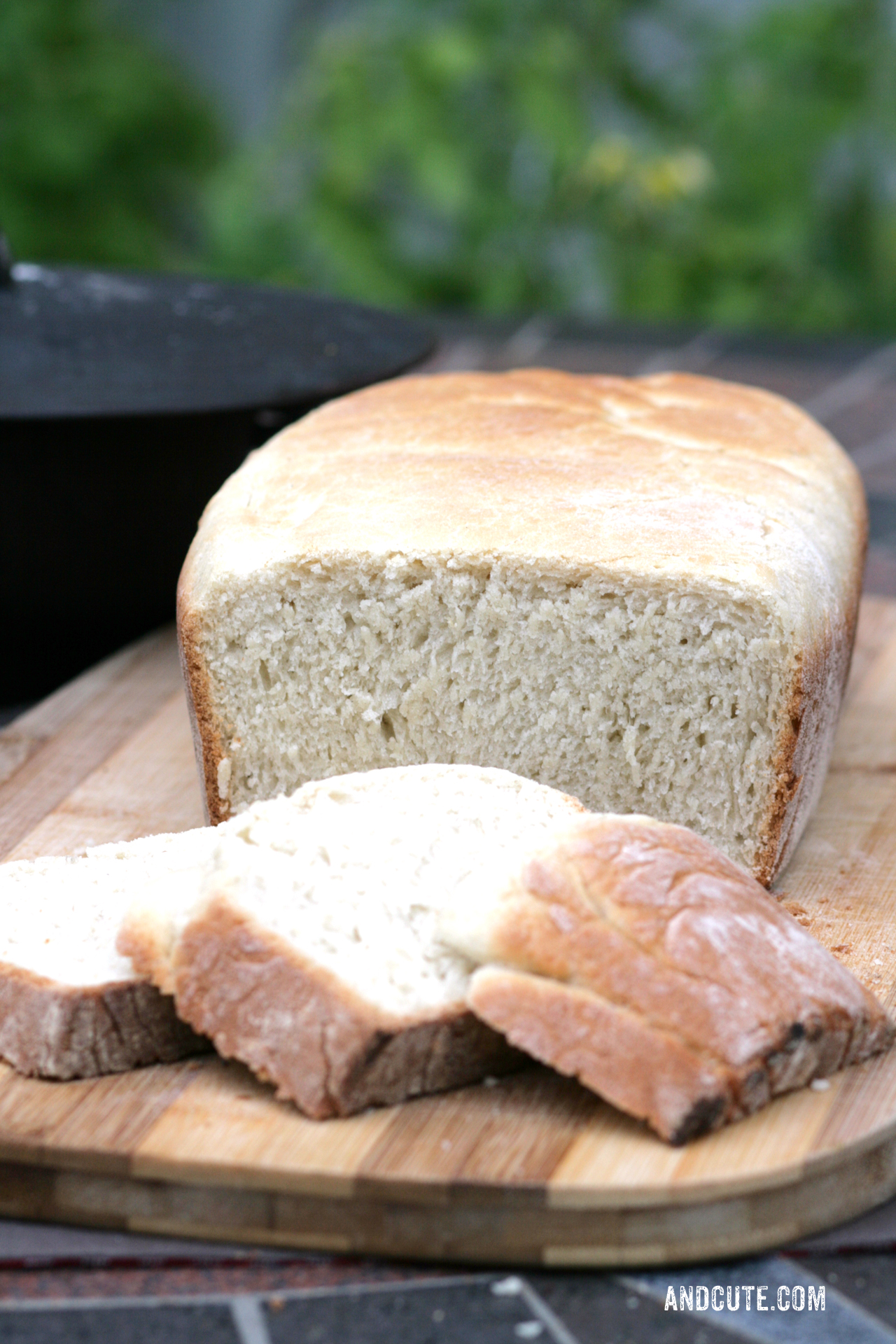 Sliced BBQ Bread