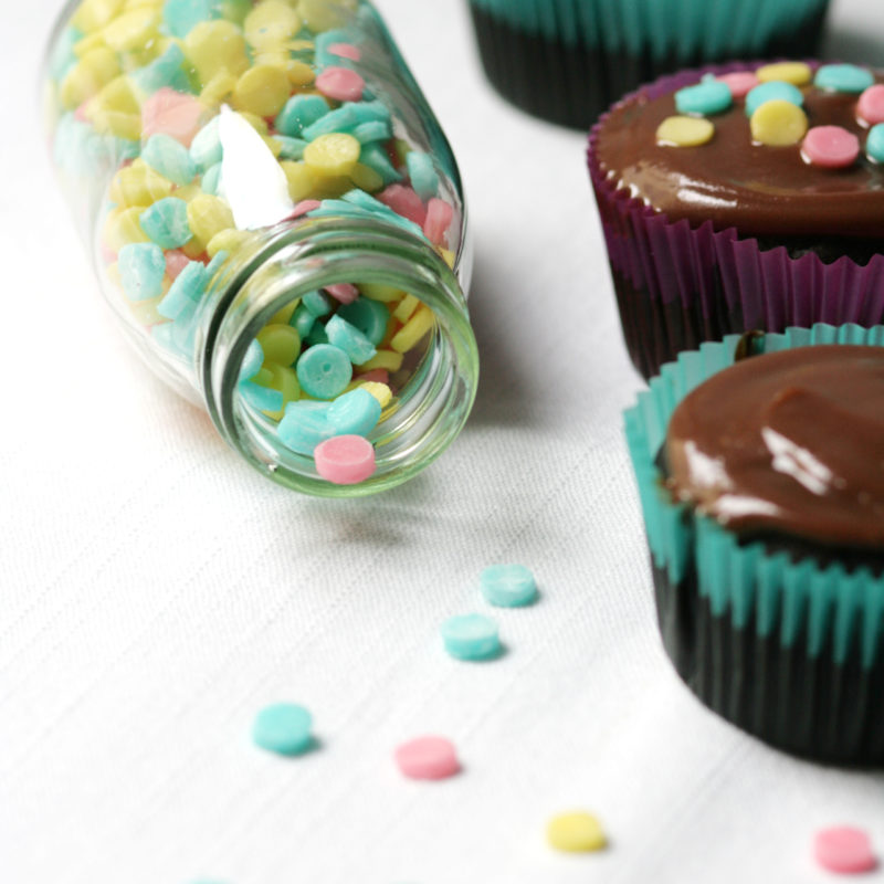 How to make your own Confetti Sprinkles
