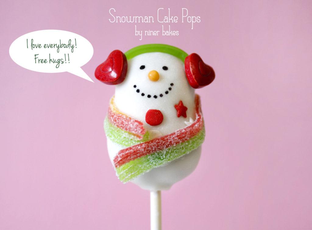 iloveeverybody_free_hugs_snowman_cakepops_ninerbakes